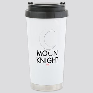 Moon Knight Crescent Ta Stainless Steel Travel Mug