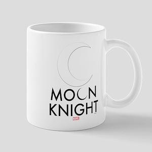 Moon Knight Crescent Tall Mug