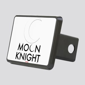 Moon Knight Crescent Tall Rectangular Hitch Cover