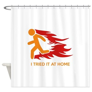 Tric Shower Curtains