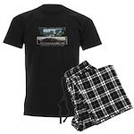 North Cascades Men's Dark Pajamas