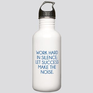 Let Succes Make The Noise Stainless Water Bottle 1