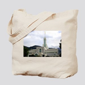 LDS Timpanogos Temple Tote Bag