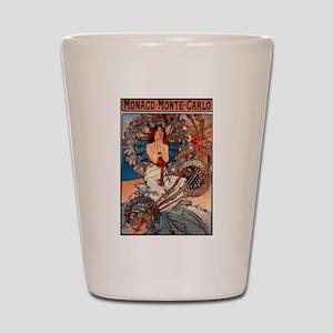 MONACO MONTE CARLO,1897 Shot Glass