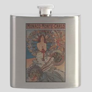 MONACO MONTE CARLO,1897 Flask