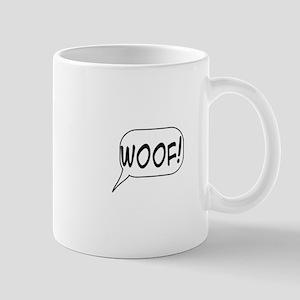 Woof Mugs