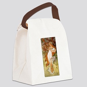 SPRING_1896 Canvas Lunch Bag