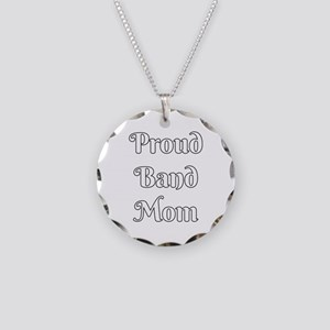 Proud Band Mom Necklace