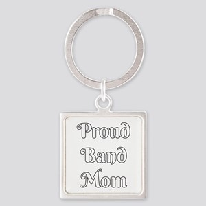 Proud Band Mom Keychains
