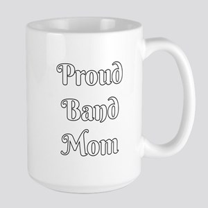 Proud Band Mom Mugs