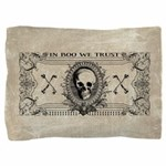 Halloween Spooky Money Pillow Sham