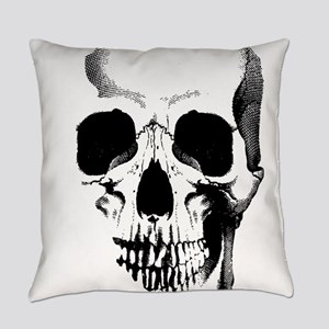 skull-face_bl Master Pillow