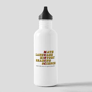 Music Education Water Bottle
