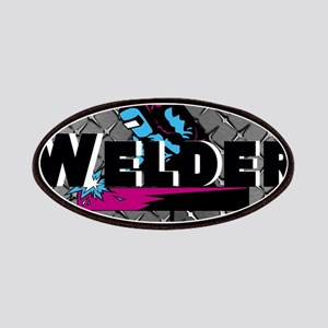 Welder Diamond Plate Patches