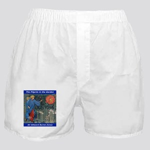 Pilgrim in the Garden Boxer Shorts