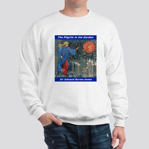 Pilgrim in the Garden Sweatshirt