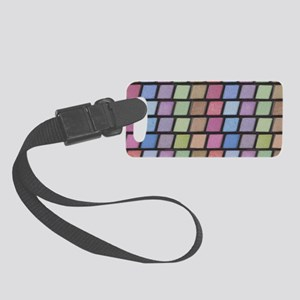 Eyeshadow Options Small Luggage Tag