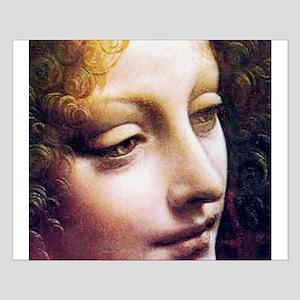 Leonardo da Vinci - Angel (detail) Posters