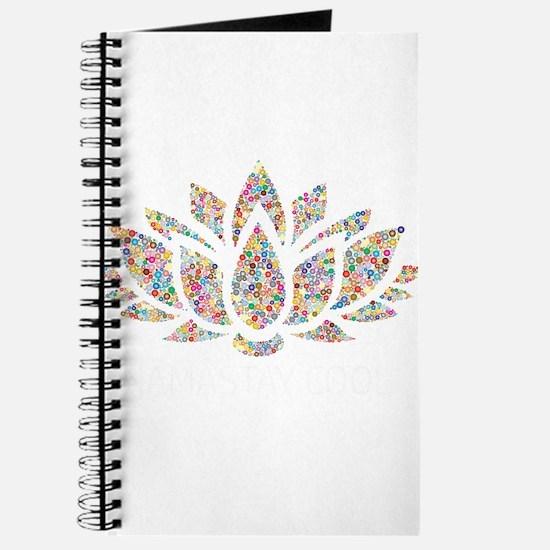 Cute Yoga Journal