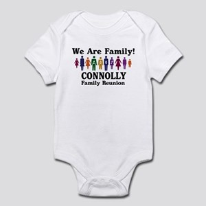 CONNOLLY reunion (we are fami Infant Bodysuit