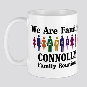 CONNOLLY reunion (we are fami Mug