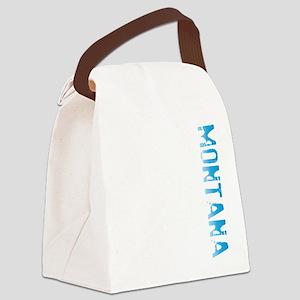 Montana Canvas Lunch Bag