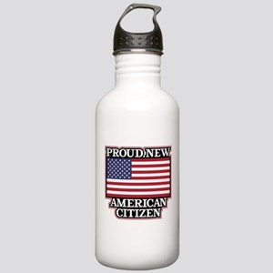 Proud New American Cit Stainless Water Bottle 1.0L