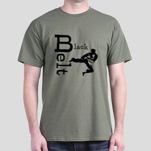 Martial Artist Dark T-Shirt
