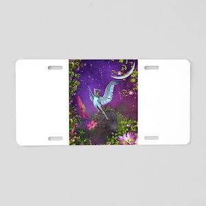 Best Seller fairy Aluminum License Plate