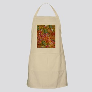 leaves changing Apron