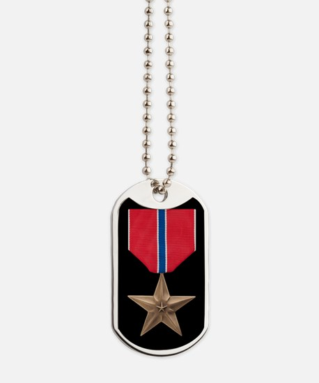 Bronze Star Medal Dog Tags