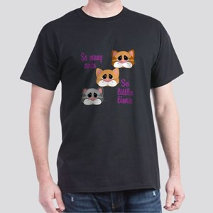 So Many Cats So Little Time T-Shirt