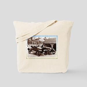 VintageAuto - Tote Bag