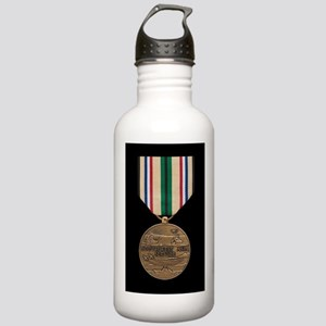 Southwest Asia Service Medal Water Bottle