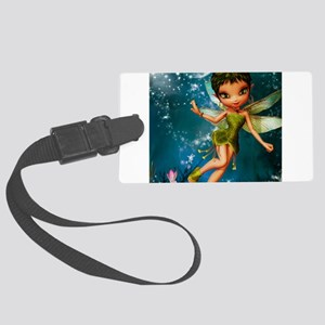 Best Seller fairy Large Luggage Tag