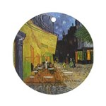 Vincent_Willem_van_Gogh_015 Ornament (Round)