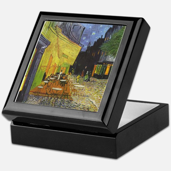 Vincent_Willem_van_Gogh_015.jpg Keepsake Box
