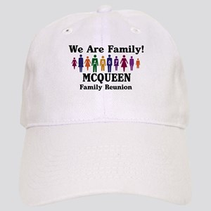 MCQUEEN reunion (we are famil Cap
