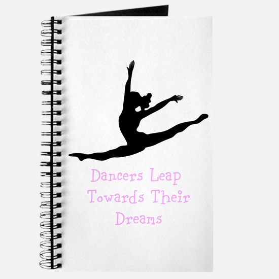 Dancers Leap Towards Their Dreams Journal