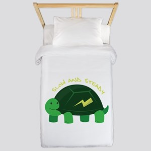 Slow & Steady Twin Duvet
