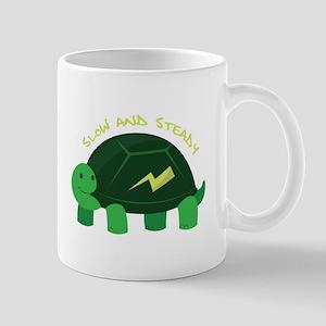 Slow & Steady Mugs