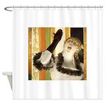 Degas Singer Shower Curtain