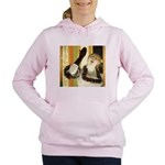 Degas Singer Women's Hooded Sweatshirt
