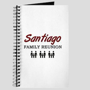 Santiago Family Reunion Journal