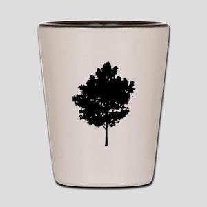 Tree Shot Glass