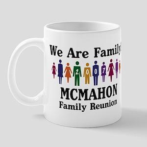 MCMAHON reunion (we are famil Mug