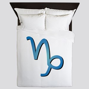 Capricorn Queen Duvet
