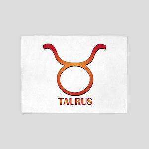 Taurus 5'x7'Area Rug