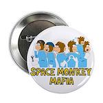 "Space Monkey Mafia 2.25"" Button (100 pack)"
