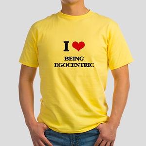I love Being Egocentric T-Shirt